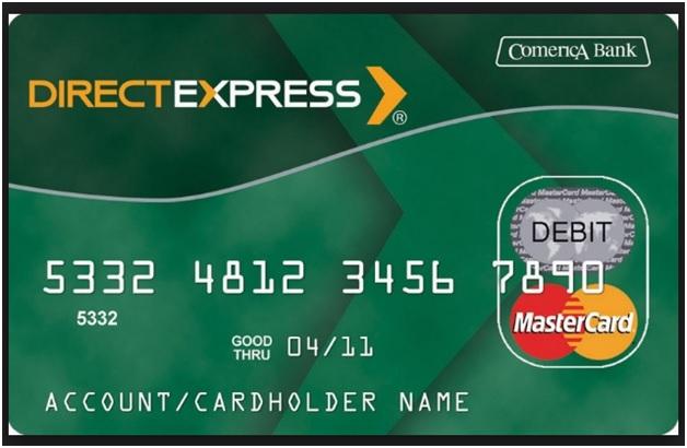 US Direct Express Balance -2