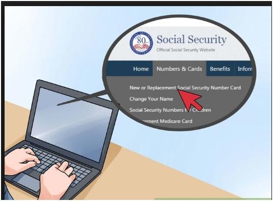 Stolen USDirectExpress Social Security Benefits Card -3